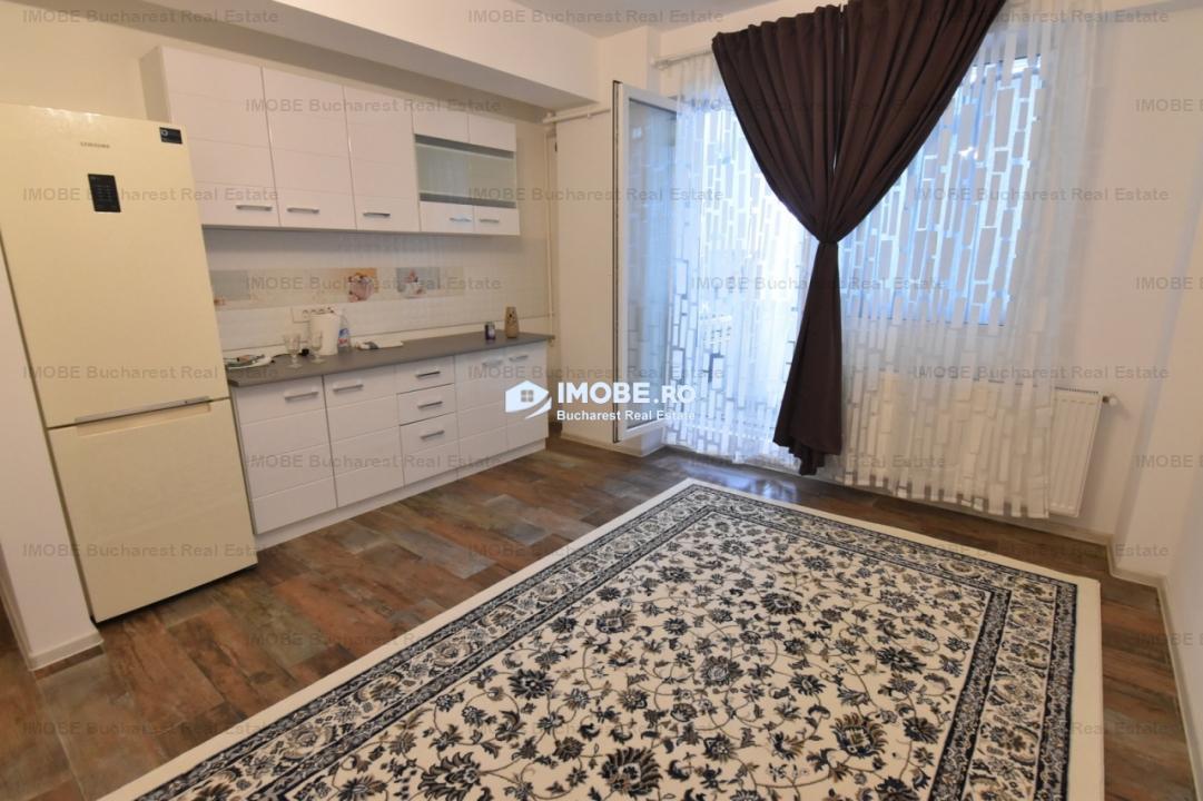Apartament 2 camere, mobilat/utilat,  NOU, Militari Residence.Parcare