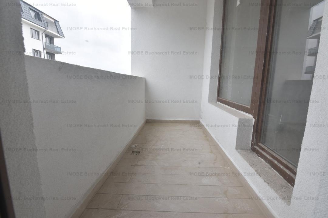 Apartament 2 camere in bloc nou, Drumul Taberei, Valea Oltului - 2 balcoane