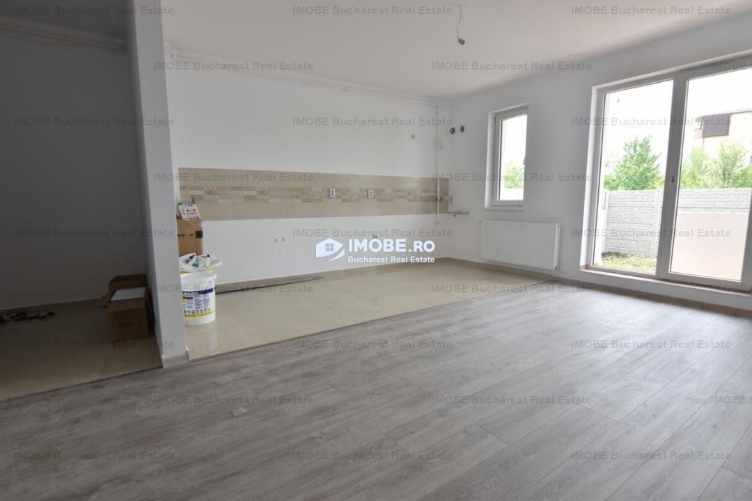 Apartament 2 camere 53mp + Curte individuala 57mp, Prelungirea Ghencea, Comision 0%