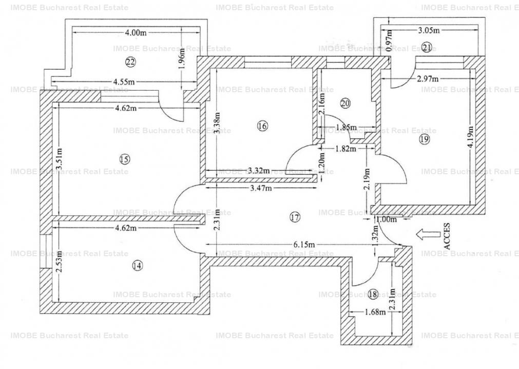 Apartament 3 camere, 86mp, Drumul Taberei, Comision 0%