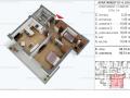 Faleza Nord- 3 camere, bloc nou, finisaje moderne