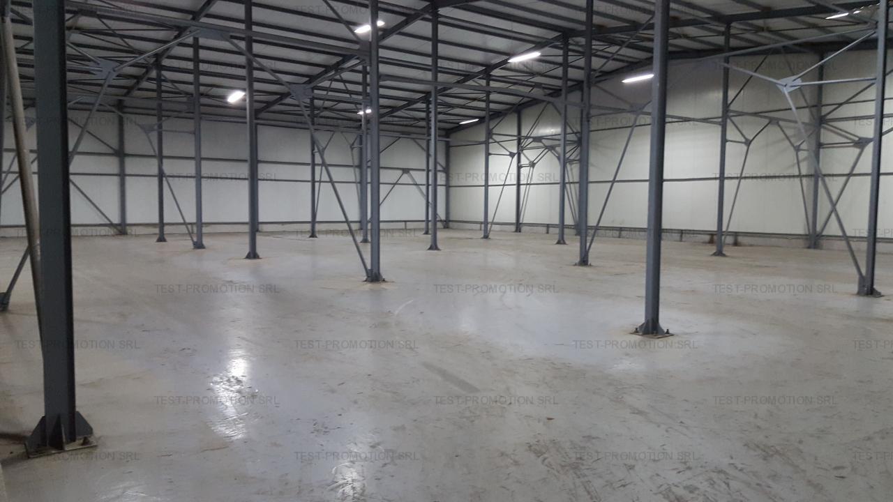 Parc logistic sud depozit productie logistica Soseaua Bercen