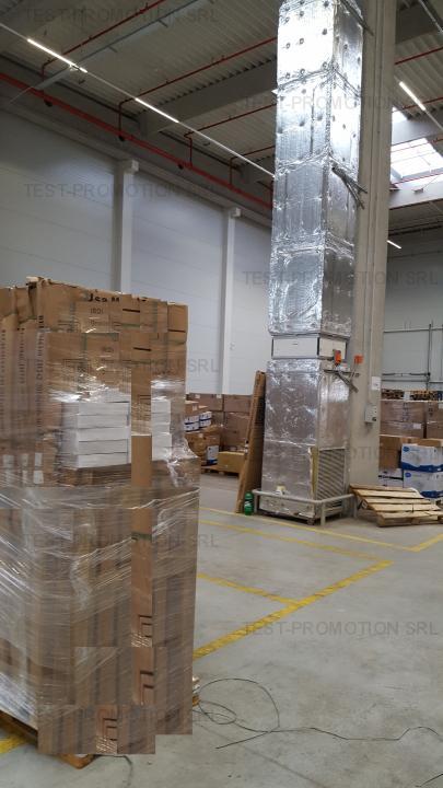 Depozit hala productie depozitare farmaceutic arhiva alimentar