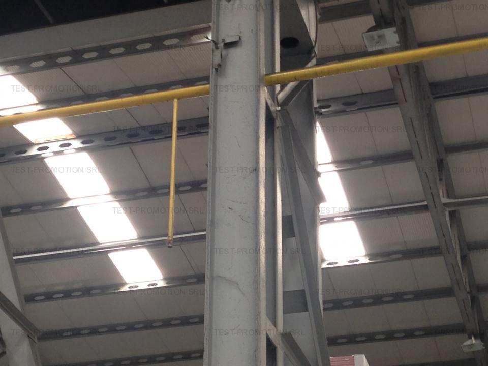 Depozit hala productie zona faur pod rulant 12 t