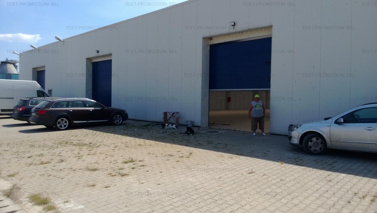 Depozit hala industriala farmaceutic alimentar service auto reciclare Bucuresti