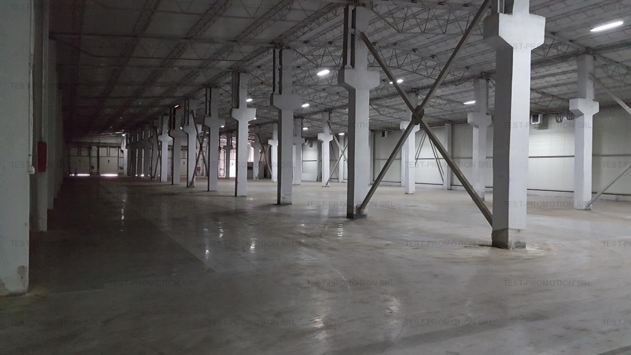 Parc logistic sud depozit productie Soseaua Bercen