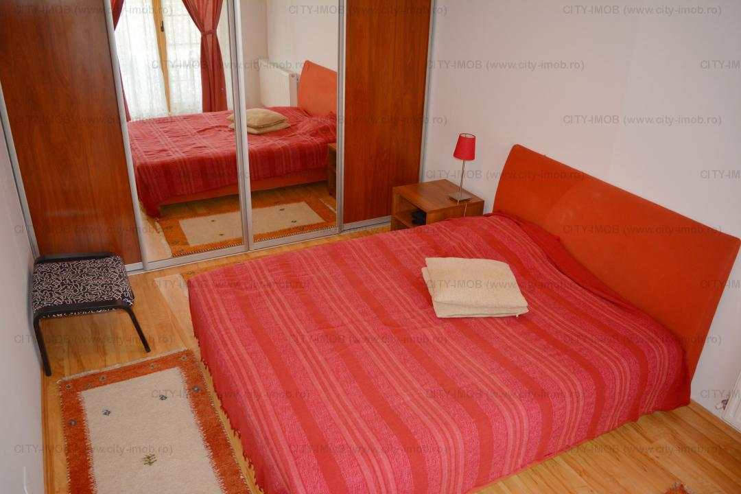 SE VINDE apartament 3 camere STRAULESTI (Bucurestii noi)