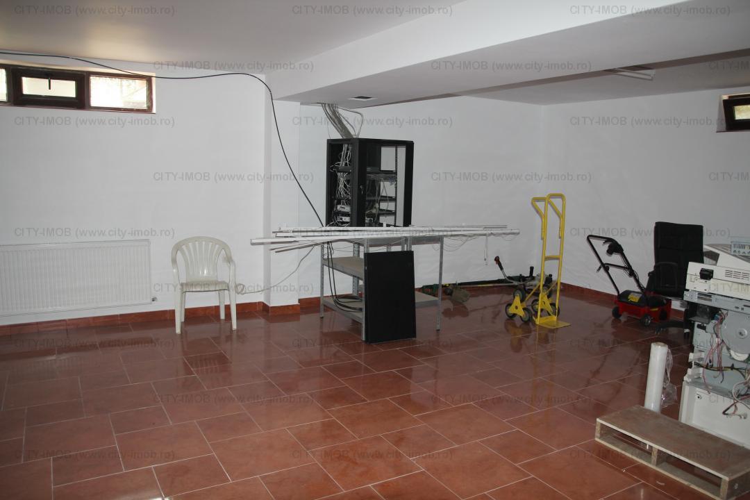 VANZARE / INCHIRIERE  Vila  5 camere SECTOR 1  STRAULESTI