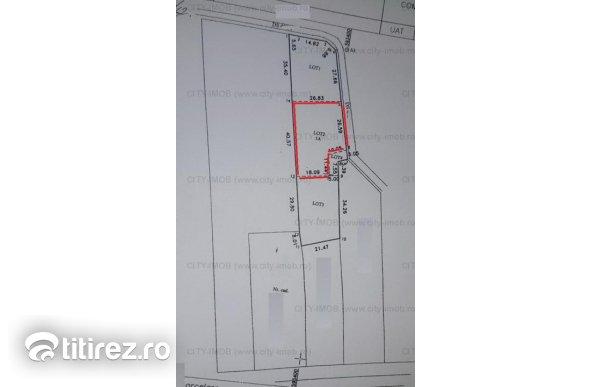 Vanzare Teren constructii Snagov, la 30 km de Bucuresti