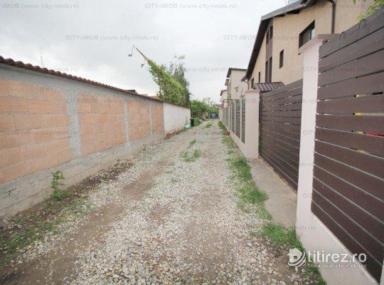 Vanzare teren intravilan Ghencea 510 mp pentru constructii