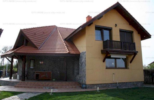 Vanzare vila in proximitatea padurii Snagov