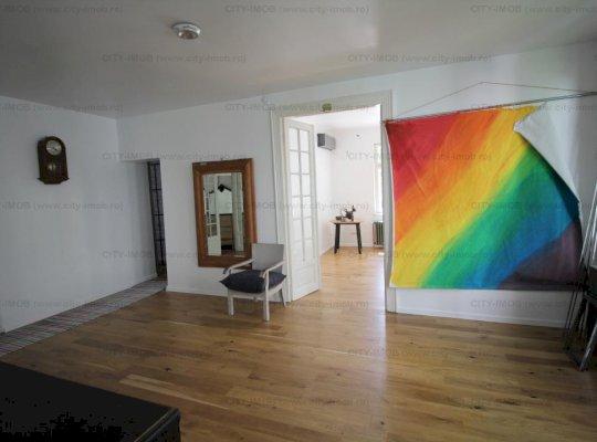 Apartament in vila zona  Gara de Nord - Victoriei - prima Inchiriere