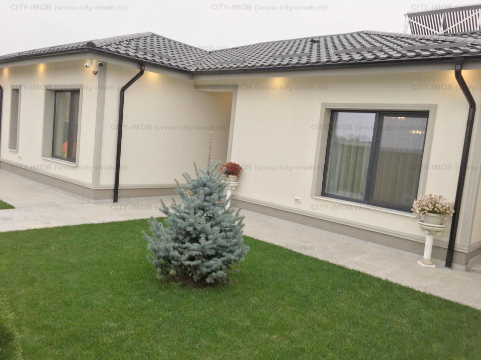 Se vinde casa verde 2019, Otopeni ,   Casa inteligenta din viitor