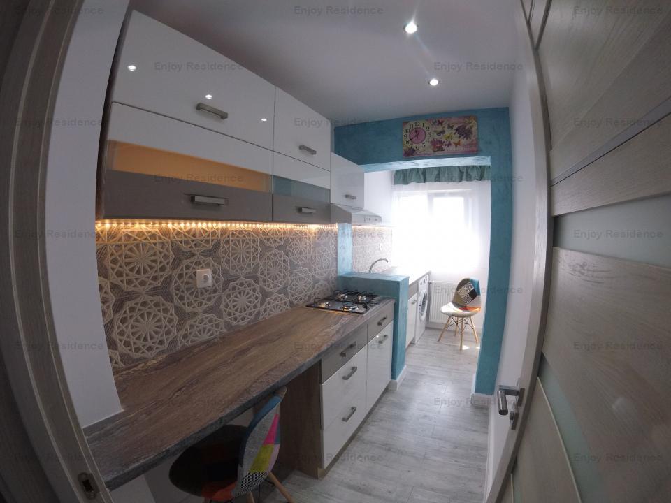 Garsoniera renovata total 2020 TOTUL NOU - PRIMUL CHIRIAS