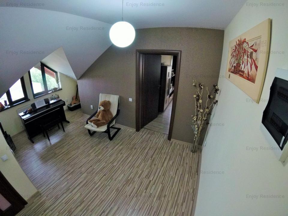 Penthouse luxos pe 2 etaje Berceni - Oltenitei - Popesti Leordeni