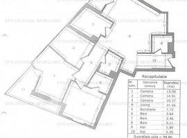 EFR UPGRADE IMOBILIARE - Apartament cu 4 camere de vânzare, Tei