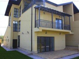Vila 8 camere de vanzare zona Corbeanca Hornbach