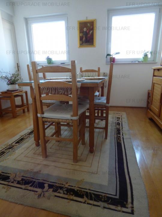EFR UPGRADE - Apartament 4 camere  - bloc mic zona Floreasca - Dorobanti