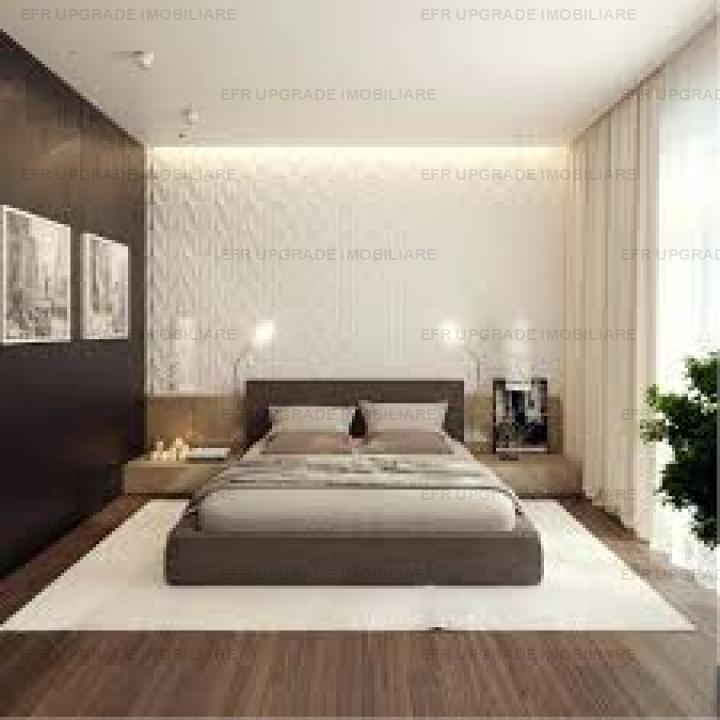 Apartament 3 camere cu curte 46 mp - zona Domenii