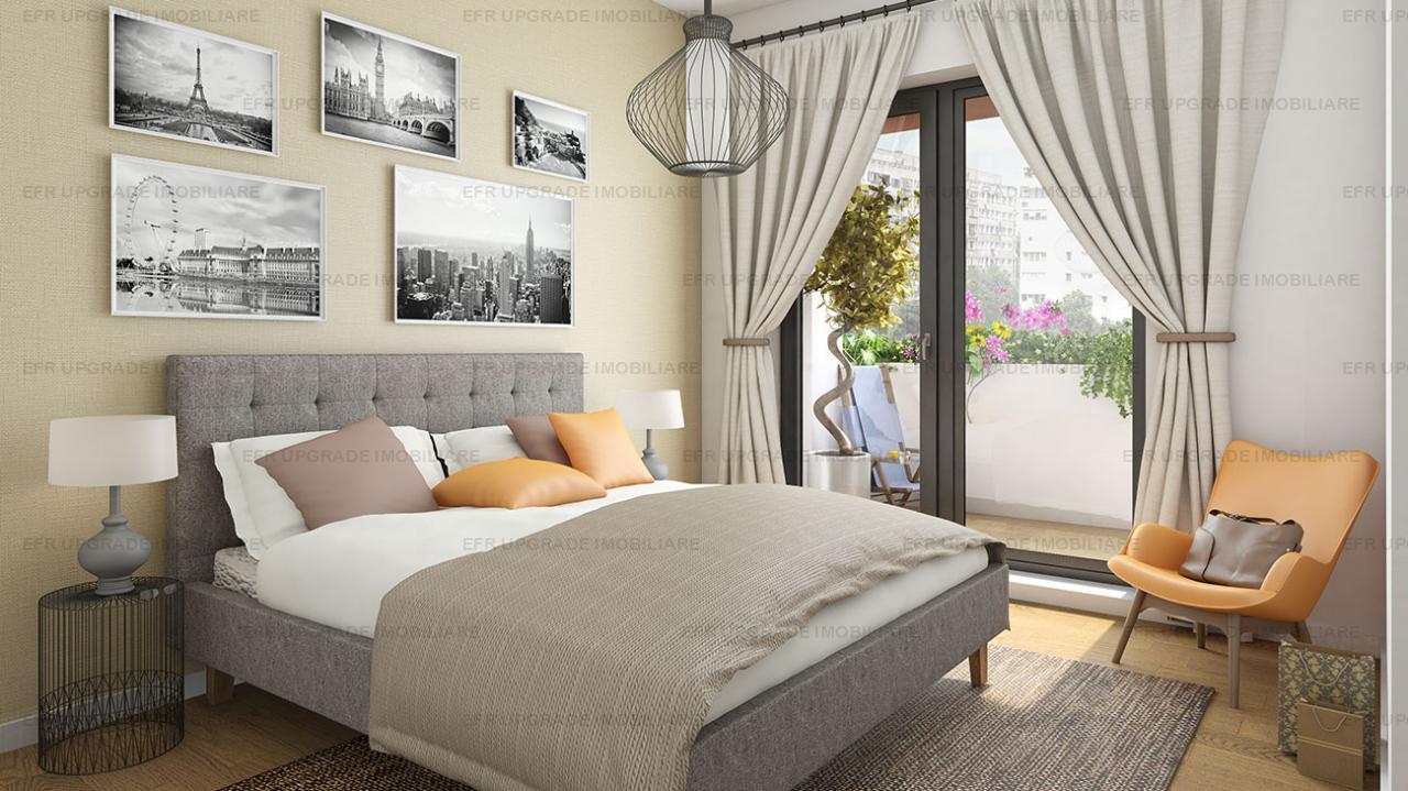 Apartament de vanzare 3 camere - Piata Domenii