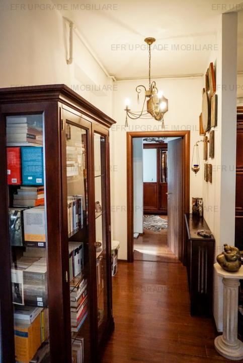 Apartament cu 3 camere de vânzare Arcul de Triumf Domenii, BLOC NOU