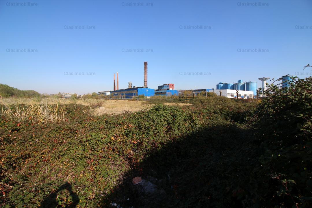 Teren intravilan zona industriala !!