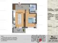 Titan, Theodor Pallady - Studio, bloc nou(P+3), parter, etaj1, etaj 2