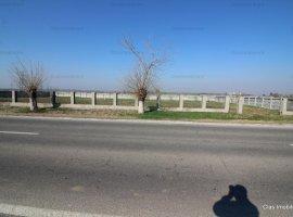 Teren zona Ganeasa la drumul principal !!