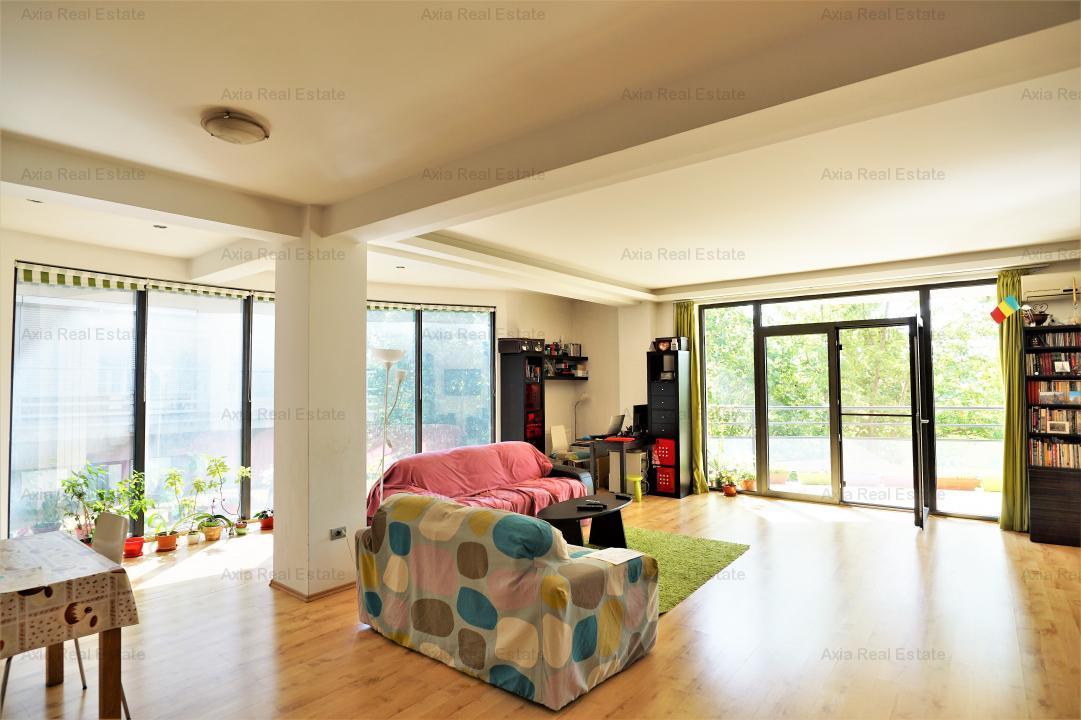 Apartament 3 camere 125 mp utili - vedere libera