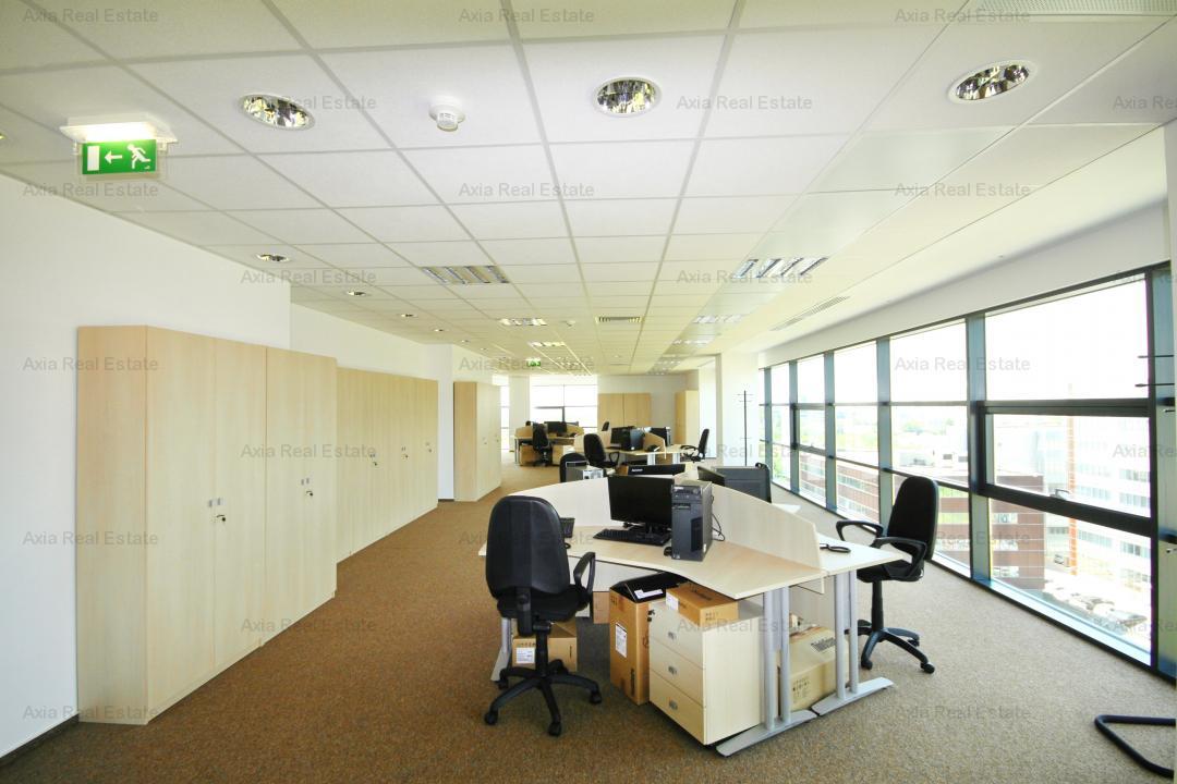 Spatiu birou Pipera- 100-600mp