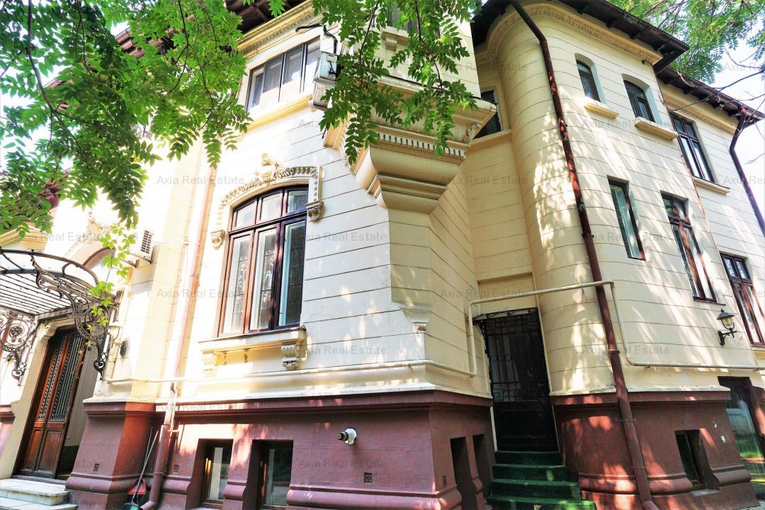 Vila momument istoric - Armeneasca