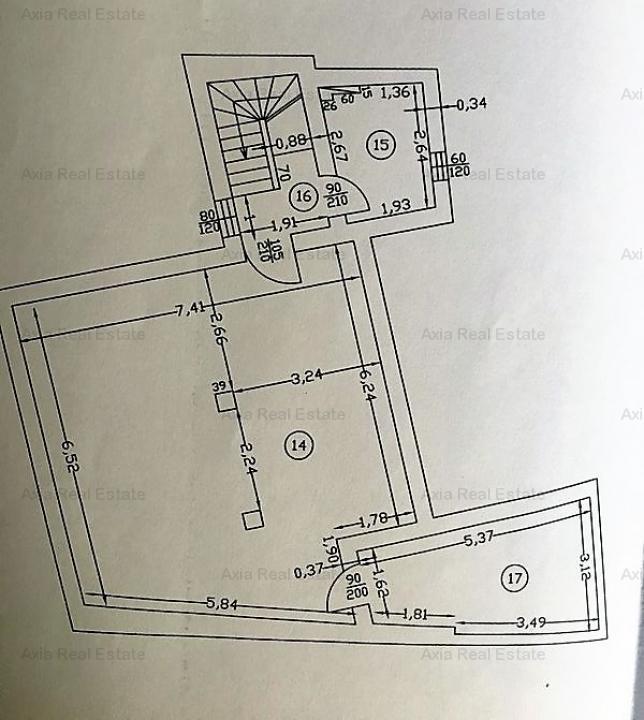 Vanzare vila Victoriei - Buzesti, rezindential, birouri, comercial