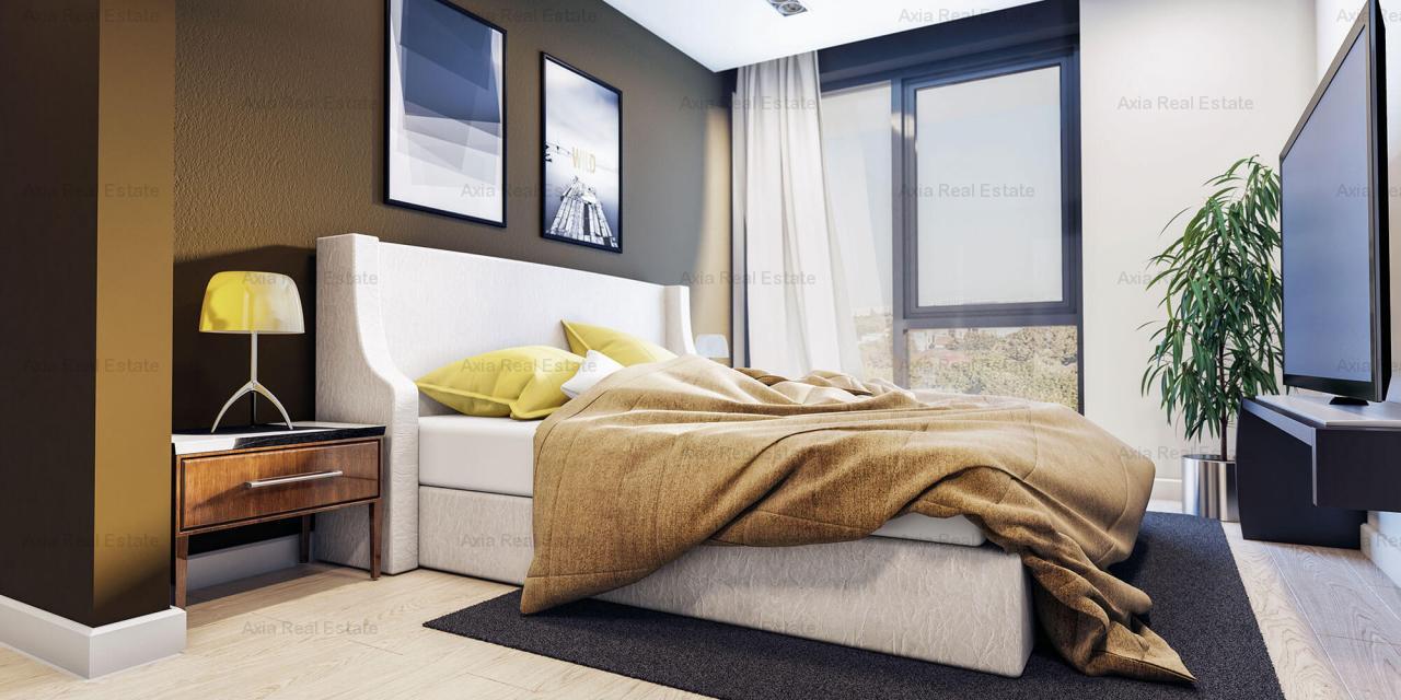 Apartamente 3 camere premium - Zona Floreasca - Vedere lac