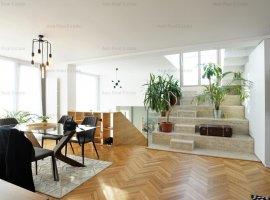 Penthouse Lux -  Design Modern - Terasa impresionanta - Piata Victoriei