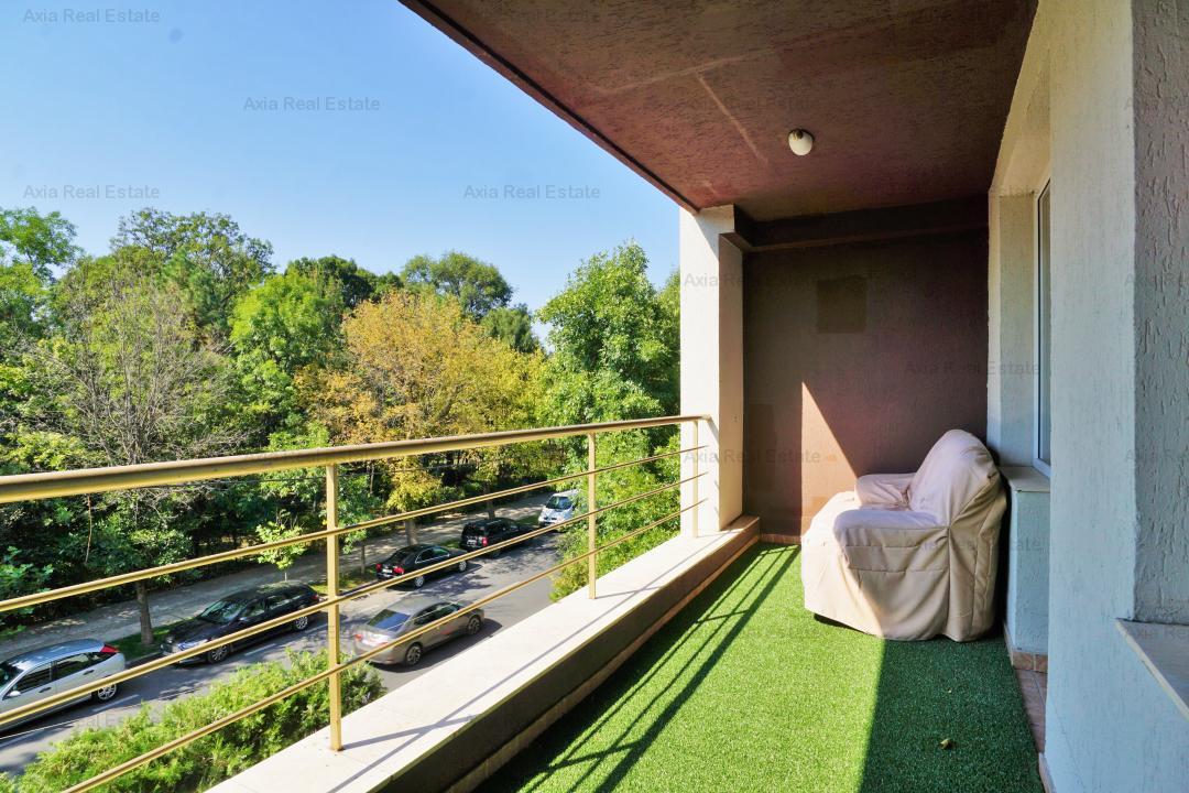 Investitie - 3 camere Soseaua Nordului  - stradal, vedere parc; comision 0%