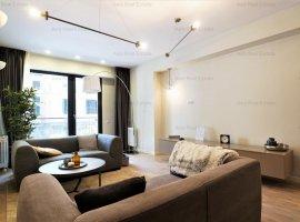 Apartament 3 camere Herastrau (mobilat, utilat) comision 0%