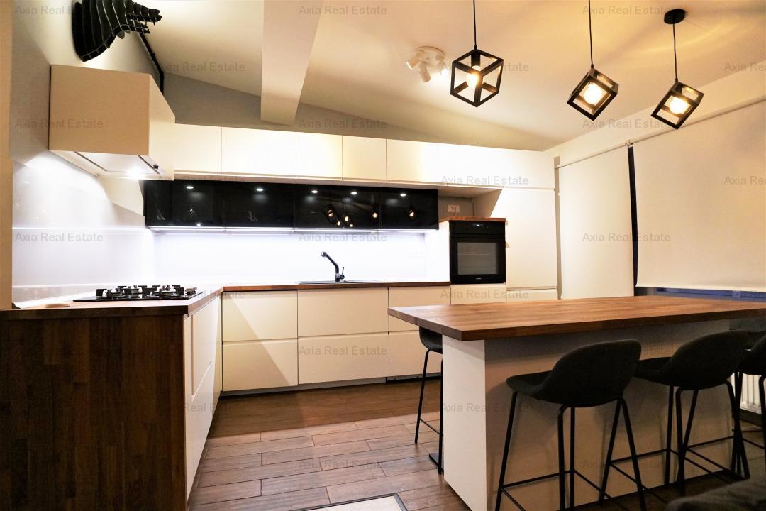 Apartament 3 camere Mosilor (mobilat, utilat) - BLOC NOU