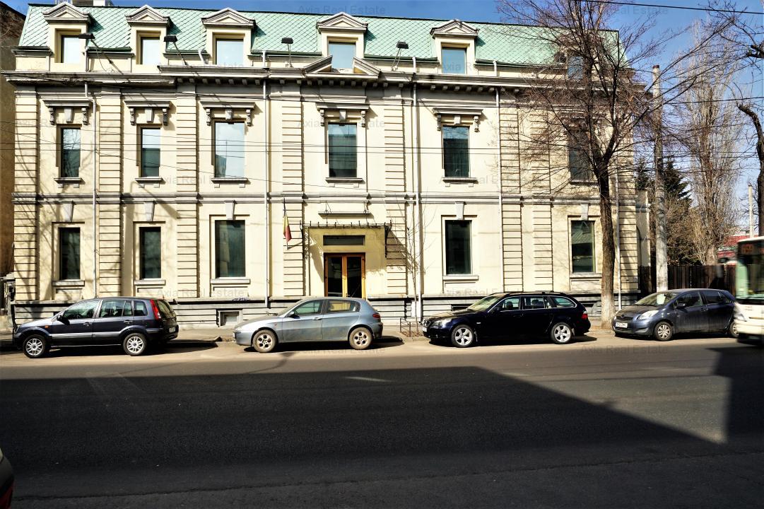Vila amenajata modern pentru birou - Pache Protopopescu  - Foisorul de Foc - Mosilor