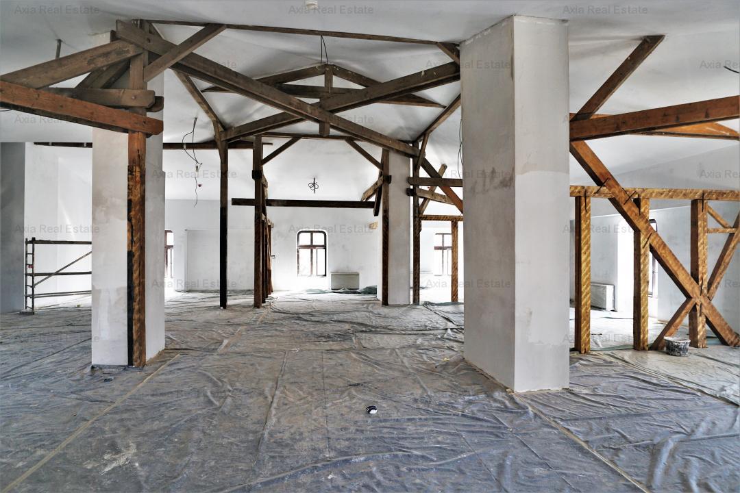 Vila clasica cu dotari pentru spatiu de birou clasa A, 30 locuri parcare - Universitate
