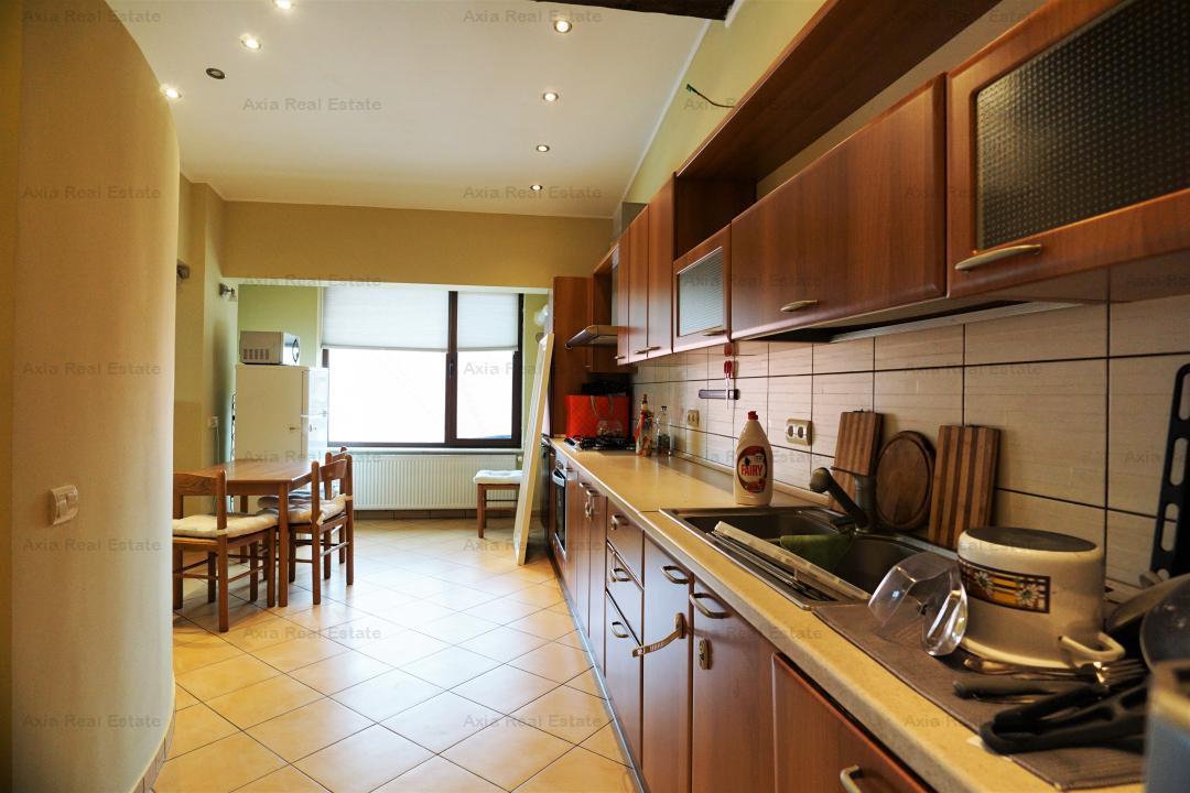 Apartament 3 camere spatios - Vedere senzationala si liniste deplina- Kiseleff