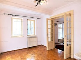 Apartament 2 camere,  parter in vila , zona Cismigiu