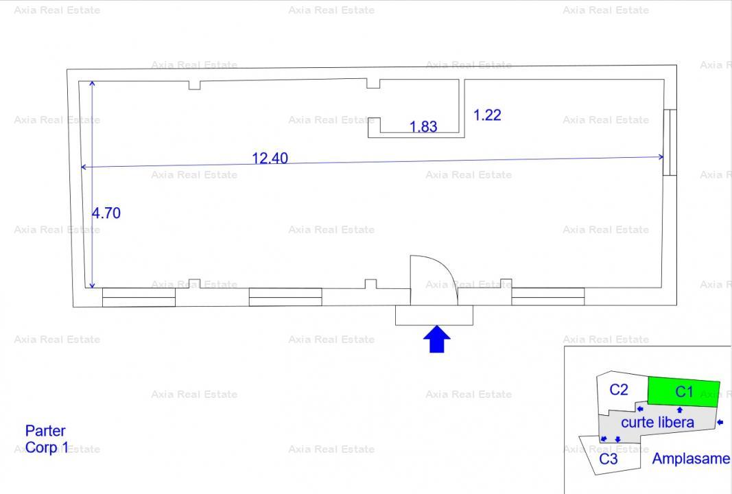Proprietate - 14 camere/ Boutique Hotel/Clinica/Birouri - zona Calea Calarasilor