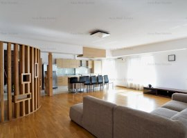 Superb apartament de 4 camere - vedere libera - terasa generoasa - Arcul de Triumf