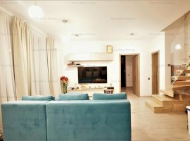 Duplex 4 camere - Nou - Baneasa Lake View - Terasa 21mp - Luminos