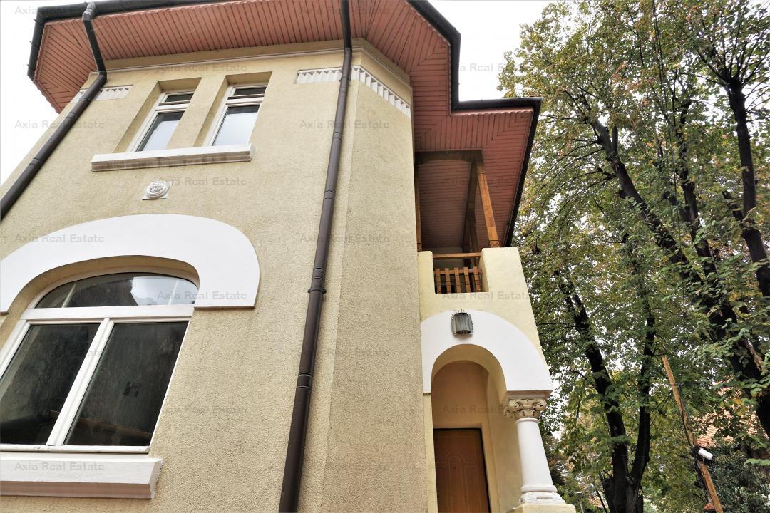 Vila zona Kiseleff - birouri, rezidenta