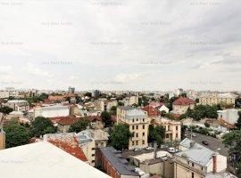 Penthouse premium cu vedere impresionanta - Terasa generoasa - Dacia Eminescu