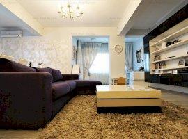 Apartament Herastrau 3 camere; mobilat & utilat