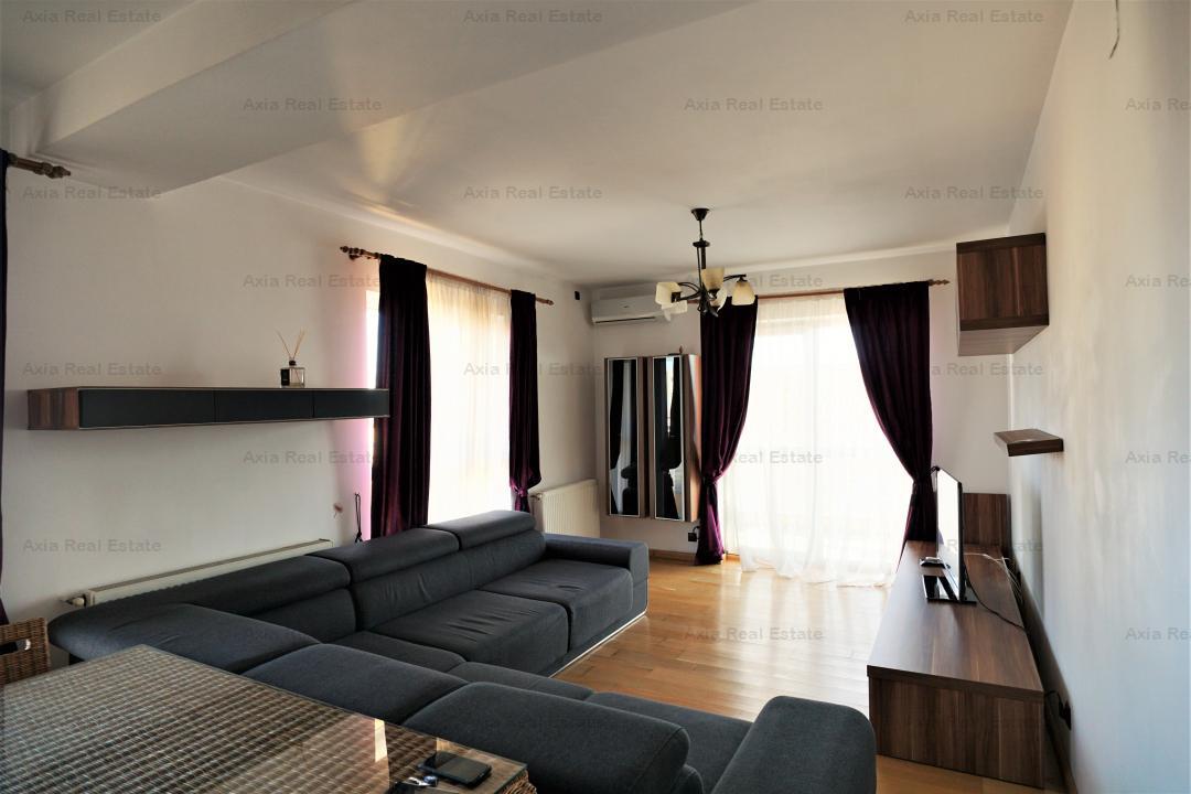 EXCLUSIV: 3 camere - Complet Mobilat&Utilat-Bloc NOU | Pipera