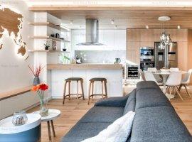 Penthouse 5 camere | Herastrau | BLOC NOU | Comision 0%
