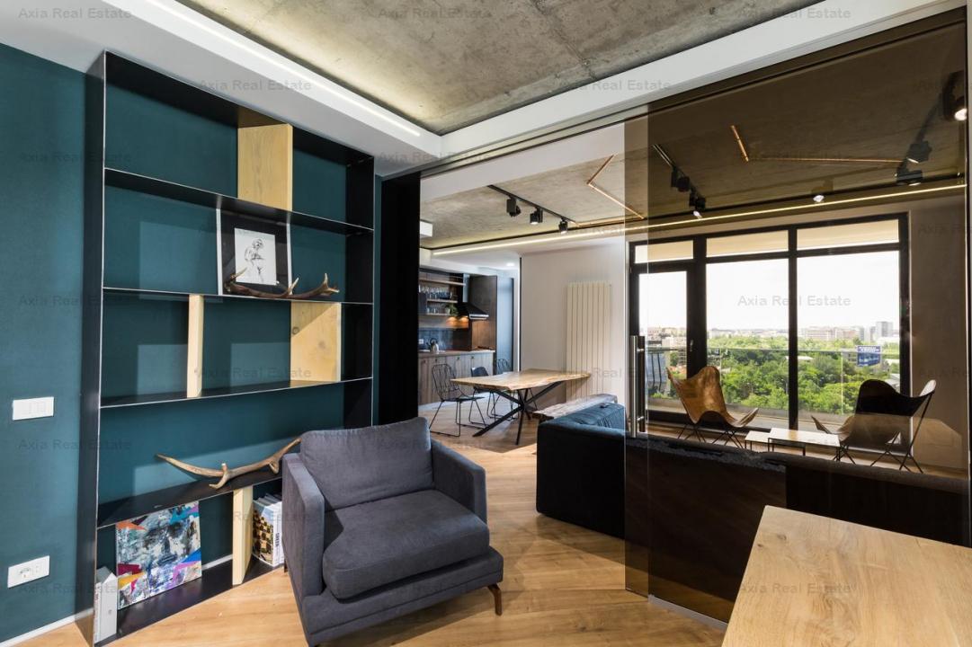Apartament 3 camere, Zona Barbu Vacarescu, Dinamic City Lux